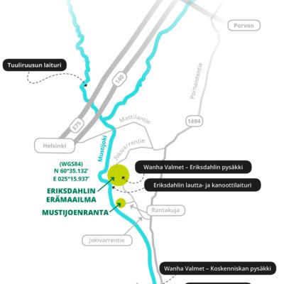 Eriskdahl_kartta_2017