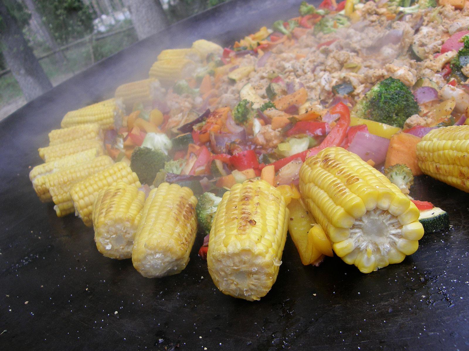 grillattua maissia